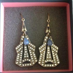 Speakeasy Earrings - Sample Used Only